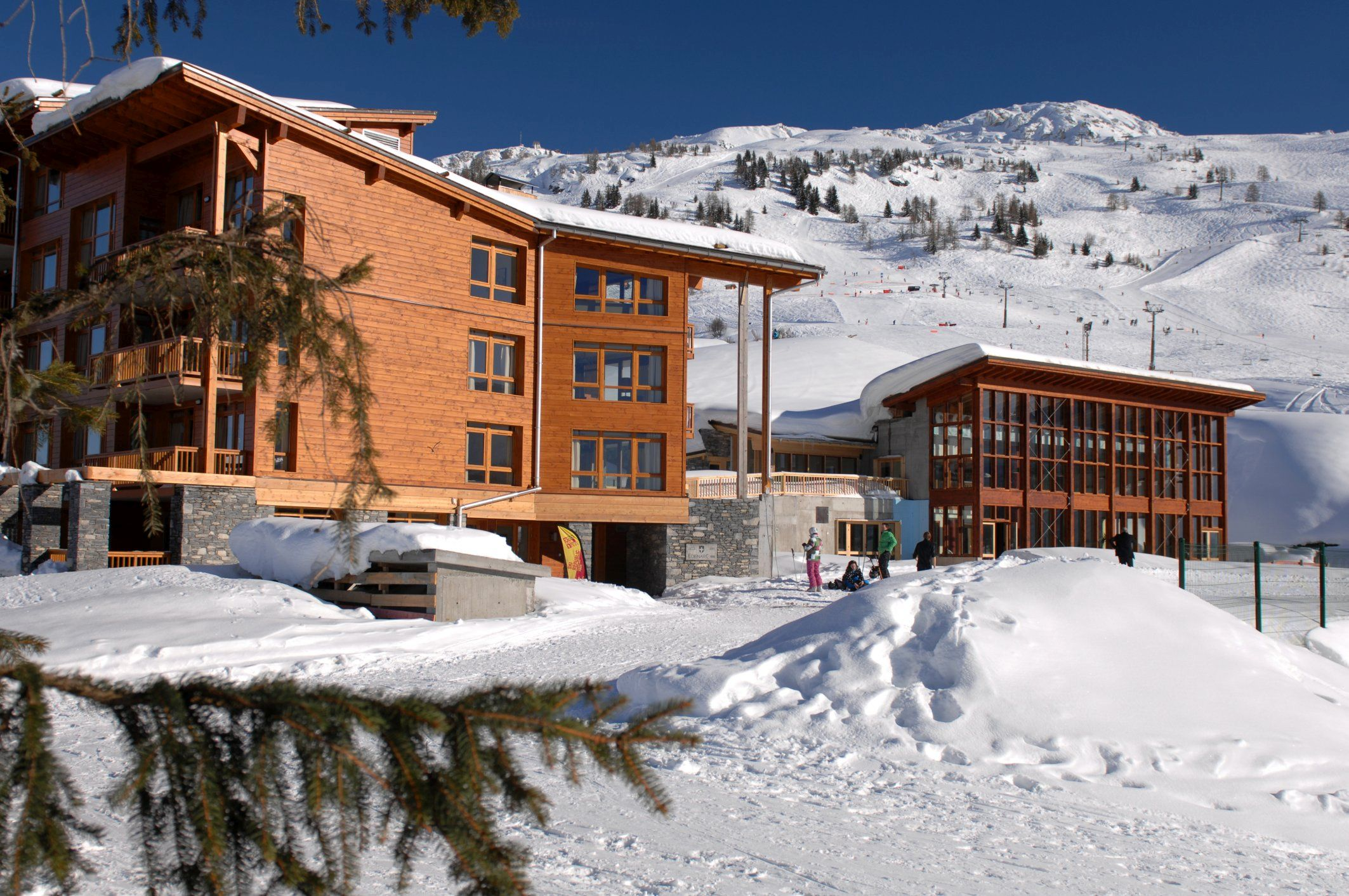 Special week - Chill Week - Les Arcs